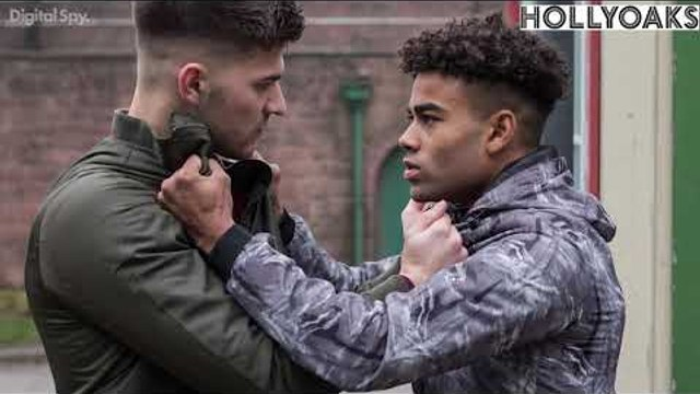Hollyoaks: James poisoned by Breda | Price and Romeo fight over Lily (Soap Scoop Week 12)