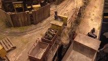 The Yellow Ridge Uranium Mine - Minimum Gauge Micro Layout by Nick Wright | Pilentum Television - The world of model trains