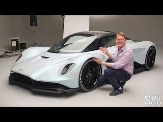 The New £1m Aston Martin AM-RB 003 Hypercar! | FIRST LOOK