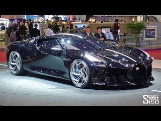 BEST of GENEVA: La Voiture Noire, Jesko, F8 Tributo, Battista