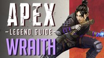 Wraith Legend Guide | Apex Legends