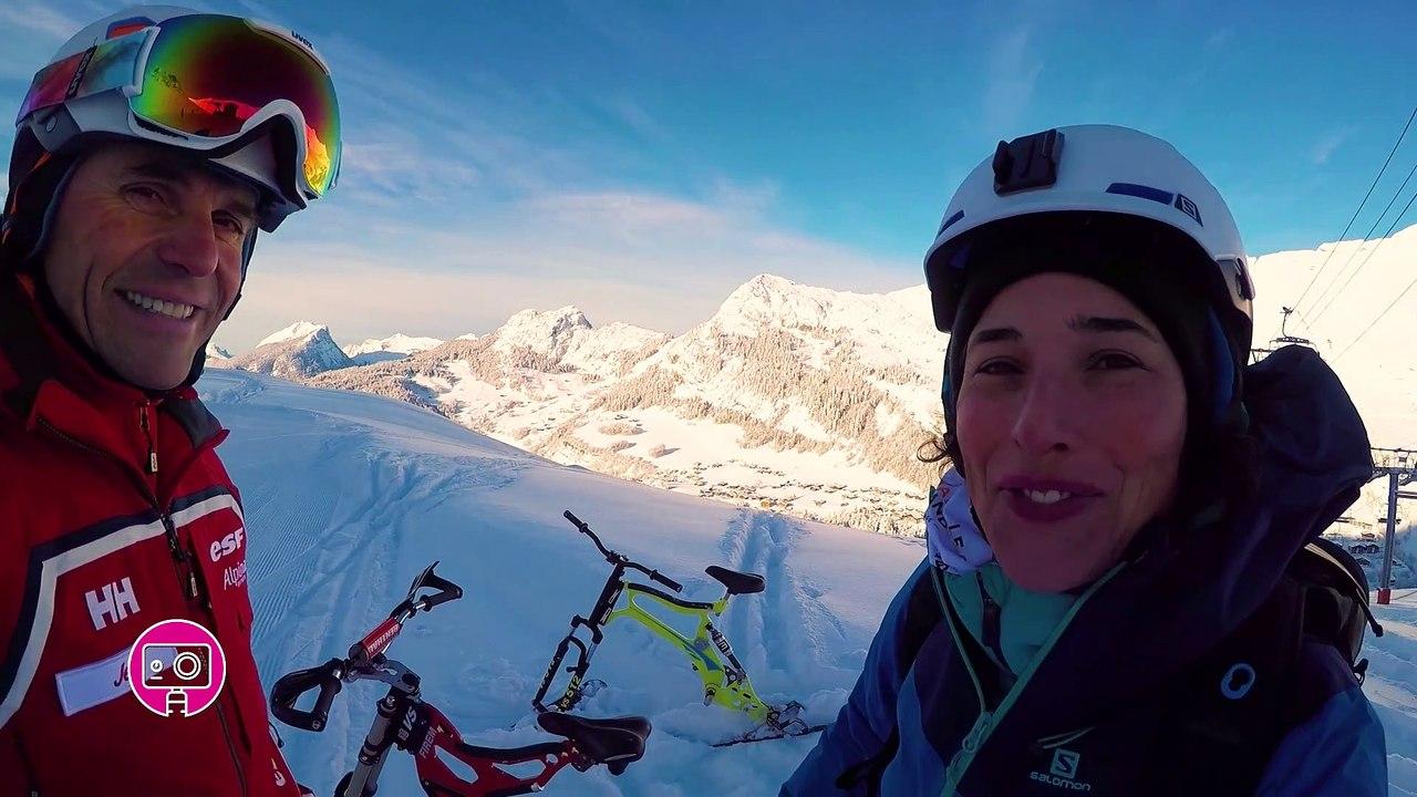TESTÉ-APPROUVÉ - S01E22 - Vélo Ski