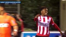 Le doublé salvateur de Steven Bergwijn avec les U21 du PSV Eindhoven
