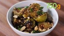 Recette de choux de Bruxelles façon kung pao (par Jules de Cuisine & Chill)  - 750g