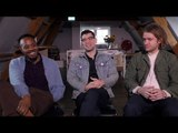 Durand Jones & The Indications interview - Durand, Aaron, and Blake (2019)