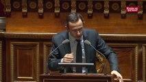 Loi anti-casseurs: prise de parole de Bruno Retailleau lors de la discussion générale