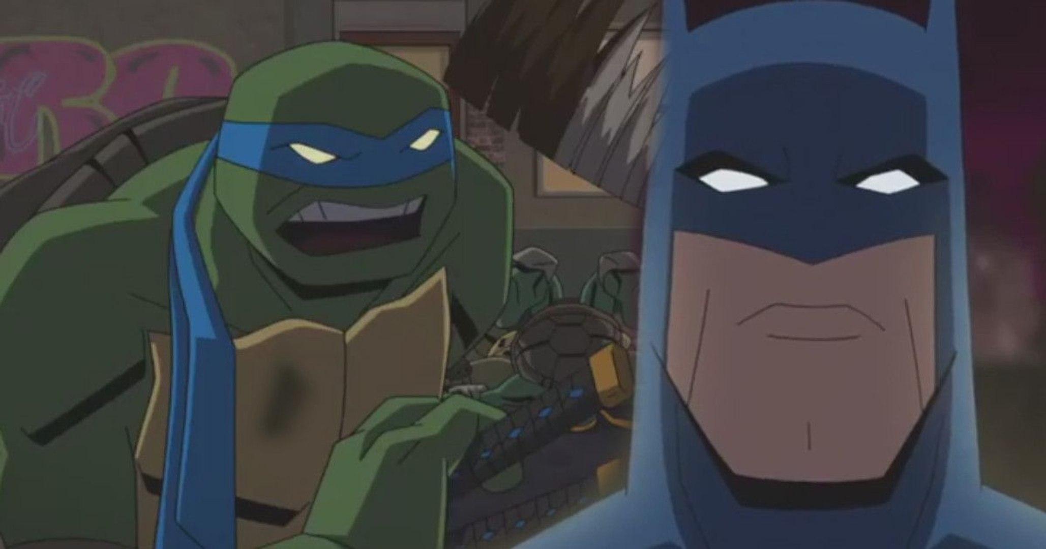 Batman Vs Teenage Mutant Ninja Turtles Official Trailer 2019 Video Dailymotion