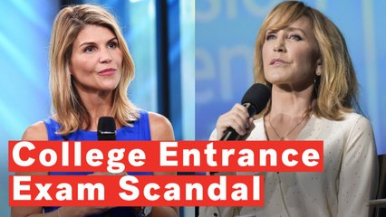 Lori Loughlin And Felicity Huffman Among 40 Charged In College Entrance Exam Cheating Scandal
