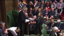 Les députés britanniques rejettent de nouveau l'accord de Theresa May sur le Brexit