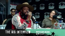 Wyclef Jean Talks A Possible 'The Fugees' Reunion