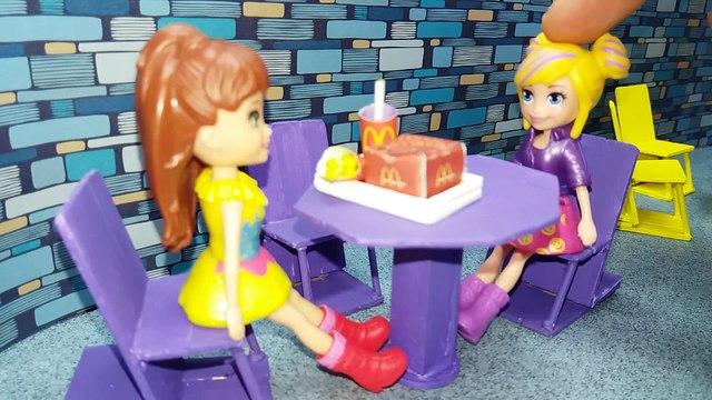 LOL Bebek ve Arkadaşları Mcdonalds da | LOL Surprise Doll Mcdonalds Adventure