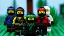LEGO Ninjago COMPILATION STOP MOTION | Best of LEGO Ninjago Fights | LEGO Ninjago | By Billy Bricks
