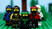 LEGO Ninjago COMPILATION STOP MOTION   Best of LEGO Ninjago Fights   LEGO Ninjago   By Billy Bricks