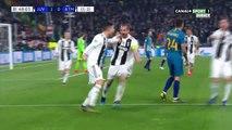 LDC (12/03) - Juventus / Atlético Madrid – But de Ronaldo (2ème)