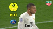 But Kylian MBAPPE (40ème) / Dijon FCO - Paris Saint-Germain - (0-4) - (DFCO-PARIS) / 2018-19