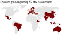 U.S. Not Grounding Boeing 737 MAX Planes After Crash