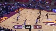 Jaron Blossomgame (16 points) Highlights vs. Stockton Kings