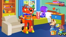 Blaze Et Les Monster Machines En Francais Blaze Prend Soin D Un Bébé Dessin Animé Pour Enfant