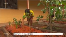 TH : Le collège Maco Tevane joue la carte de la permaculture