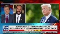 'Bigotry Is Impeachable': Fox News Host Clashes With Democratic Congressman Over Impeaching Trump