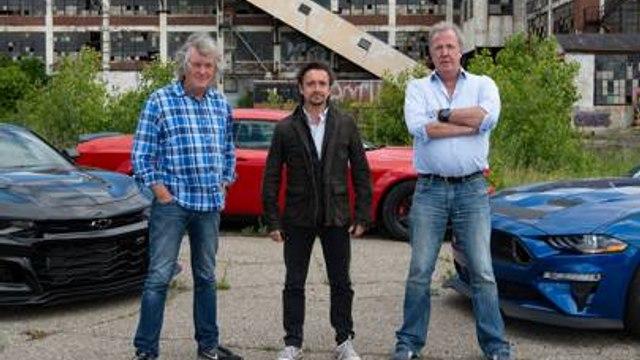 The Grand Tour : S04E01 (Season 4) Episode 1 - TV Series