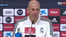 Zinedine Zidane serait ravi d'entraîner Kylian Mbappé au Real Madrid mais...
