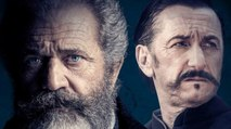The Professor and the madman- official trailer - Mel Gibson Sean Penn