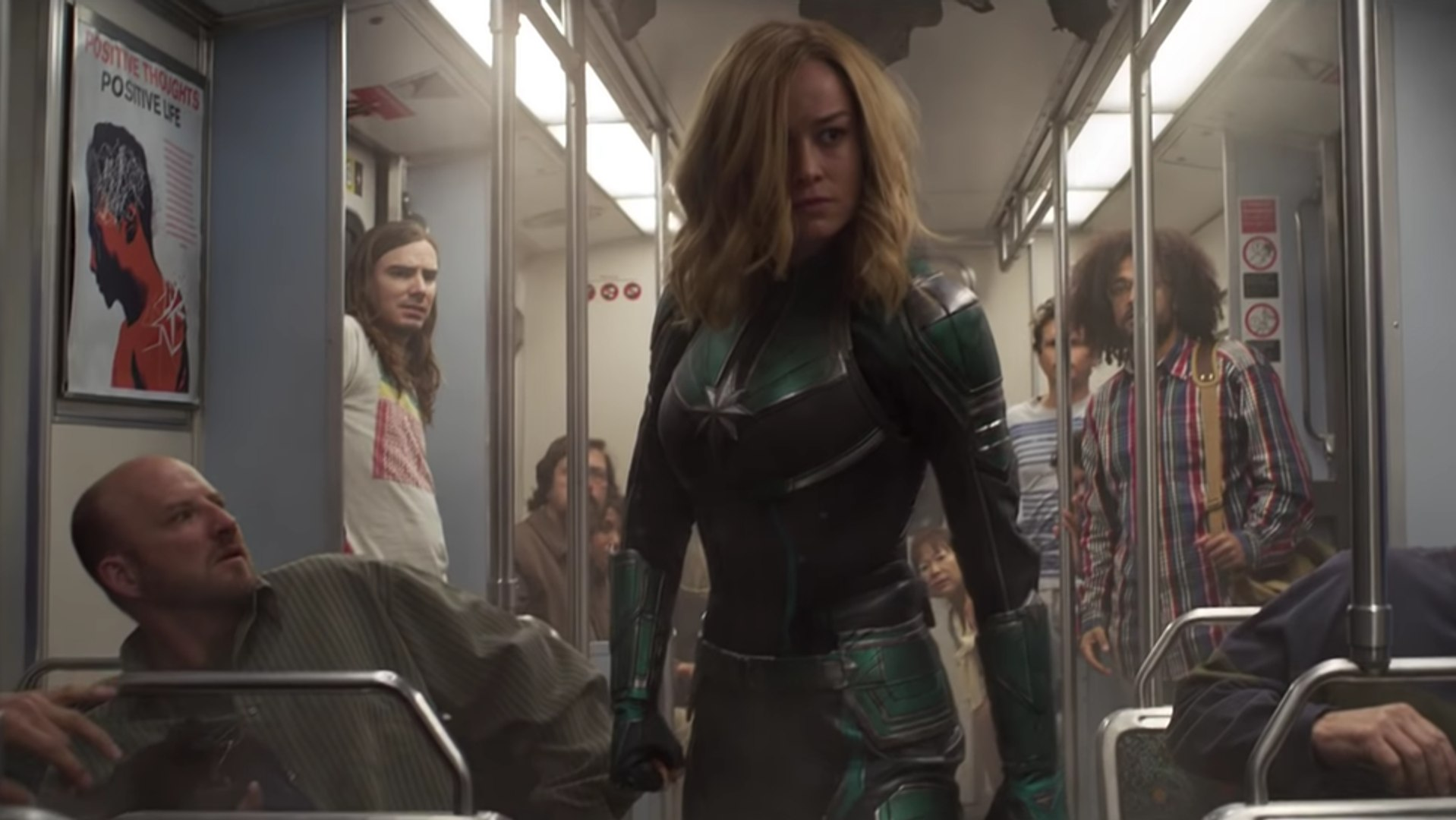 STAN LEE cameo in CAPTAIN MARVEL - Vidéo Dailymotion
