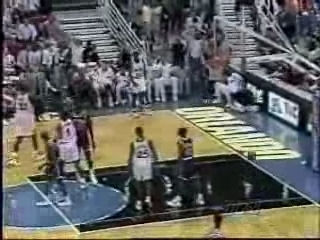 NBA BASKETBALL – Shaquille O'Neal 3pointers