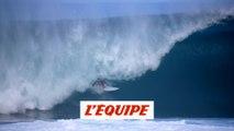 highlights d'un hiver à Pipeline avec Kelly Slater et Seth Moniz - Adrénaline - Surf