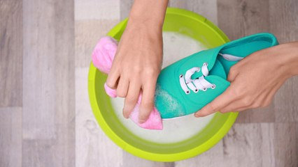 5 Ways to Clean Your Sneakers Depending on the Material