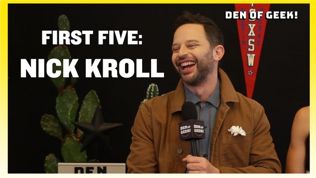 Can Nick Kroll Name His First Five Credits?