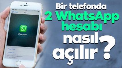 Birden fazla WhatsApp hesabı nasıl kullanılır?