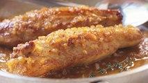 Filets de porc glacés à l'érable
