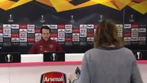Unai Emery looks ahead to Europa League last 16 second leg versus Rennes