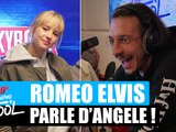 Roméo Elvis parle de sa s½ur Angèle ! #MorningDeDifool