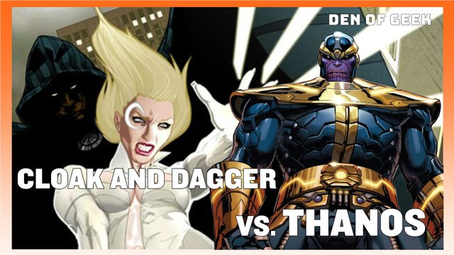 Could Cloak and Dagger Have Stopped Thanos?