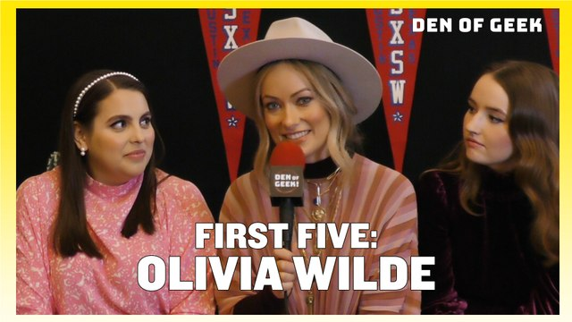Can Olivia Wilde Name Her First Five Credits?