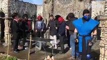 Star de YouTube, le Joueur du grenier tourne au musée Tatin
