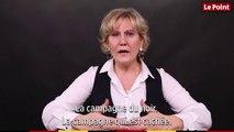 """""""Macron fait une dark campagne"""" : l'interview politique de Nadine Morano"""