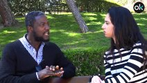 "Bertrand Ndongo a Pablo Iglesias: ""No vale utilizar a los negros para sacar votos"""