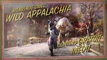 Fallout 76 - Bande-annonce de la mise à jour Wild Appalachia