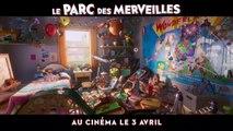 Le Parc des merveilles Bande-annonce Teaser VF (Comédie 2019) Marc Lavoine, Frederic Longbois