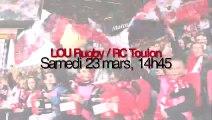 LOU/RCT : Les P'tits LOU
