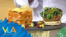 Pastel Azteca del Mar. Opción ideal y deliciosa para preparar en esta cuaresma   Venga la Alegría