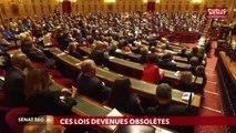 Le rendez-vous de l'information sénatoriale. - Sénat 360 (13/03/2019)