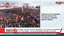 """Erdoğan, """"Şırnak'a verdik mi doğalgazı?"""" diye sordu, meydandakiler 'evet' diye bağırdı... Şırnak'ta doğalgaz olmadığı ortaya çıktı"""