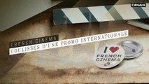French Cinema : coulisses d'une promo internationale - Tchi Tcha du 12/03