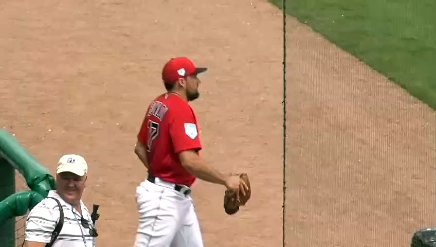Nathan Eovaldi Sharp In 2019 Spring Training Debut For Red Sox