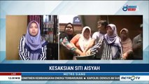 Siti Aisyah Bahagia Bisa Kembali Berkumpul dengan Keluarga